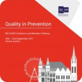 8. EUSPR konferenca na Dunaju o kakovosti v preventivi