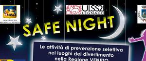 """Konferenca """"Safe Night"""""""