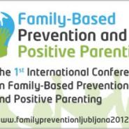 Mednarodna konferenca na temo družinske preventive (Ljubljana, 8. do 10. junij 2012)