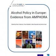 """Izšla publikacija """"Alcohol Policy in Europe: Evidence from AMPHORA"""""""