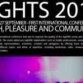 1. mednarodna konferenca »NIGHTS 2013« (Padova, 25. – 27. september 2013)