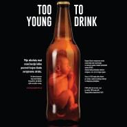 Premlad, da bi pil alkohol – začetek mednarodne kampanje